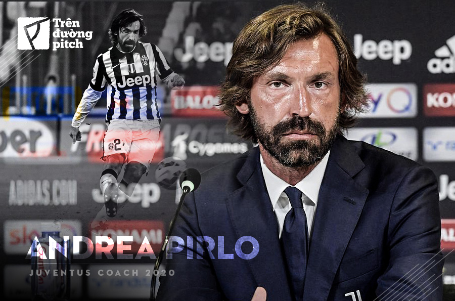 Andrea Pirlo: Canh bạc của Juventus